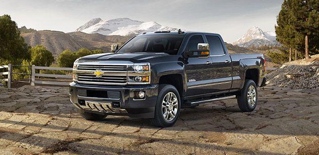 2015 Silverado 2500hd Heavy Duty Work Trucks Chevrolet