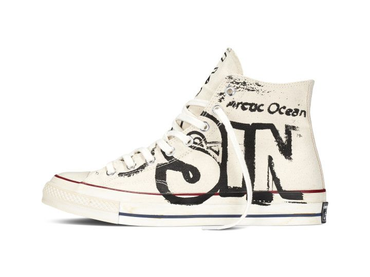 Converse Chuck Taylor® All Star® '70 Andy Warhol Collection