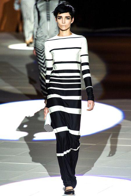 Marc Jacobs Spring 2013 RTW #stripes