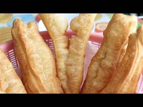 Banh dau chao quay fried breadsticks youtiao chinese crullers banh dau chao quay fried breadsticks youtiao chinese crullers recipe youtube forumfinder Image collections