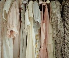 I want my closet to look like this.