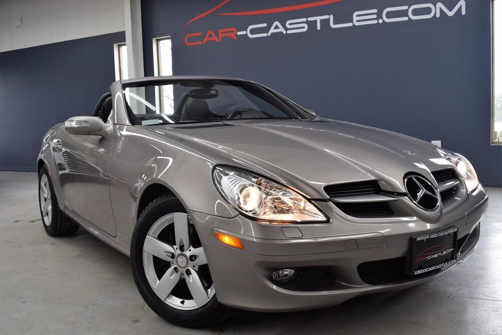 Ebay Advertisement 2008 Slk Class 3 0l 2008 Mercedes Benz Slk