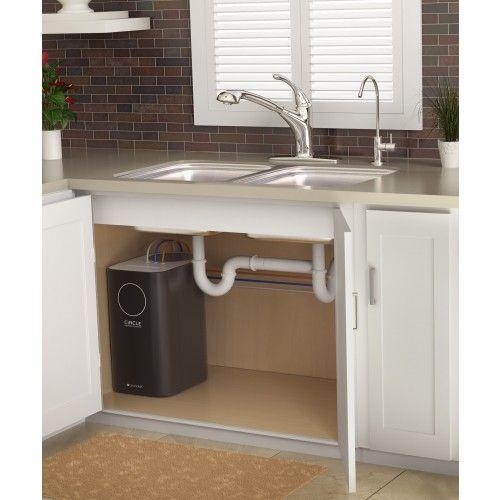 H2O+ Circle Reverse Osmosis Water Filter | Brondell | Brondell ...