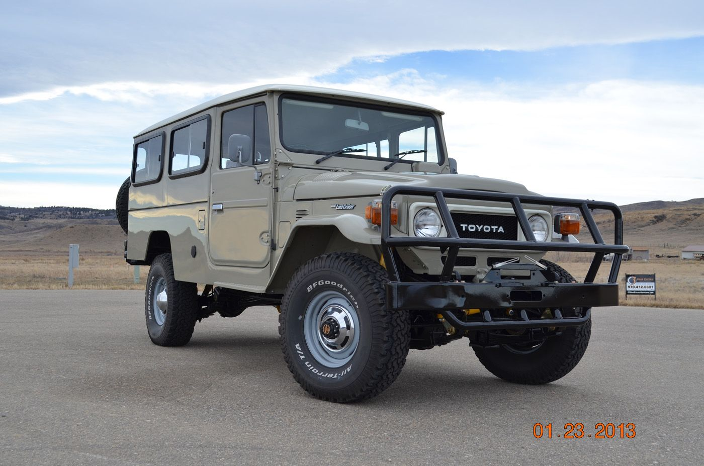 Land Cruiser Fj45 Troopy For Sale Land Cruiser Cruisers Overland Vehicles