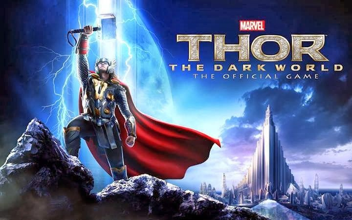 THOR: THE DARK WORLD ANDROID [APK + DATA]   Android Games