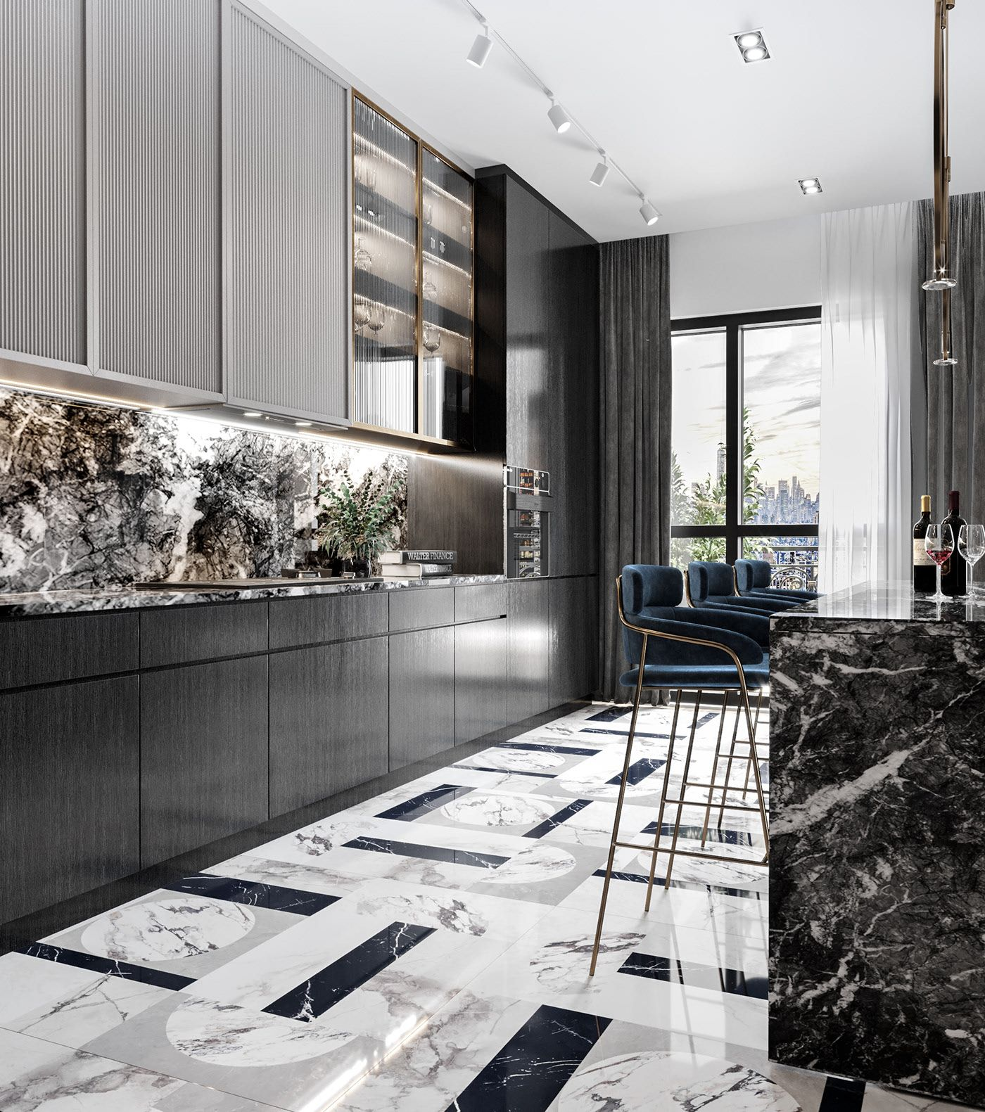 Deluxe Plaza Baku Azerbajan On Behance In 2020 Interior Architecture Design Interior Styling Interior Design Furniture