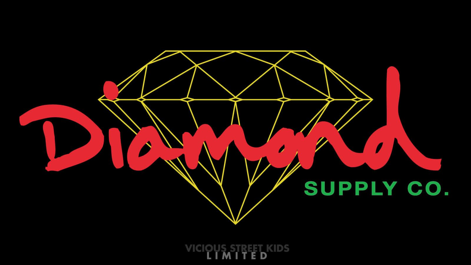 Diamond Supply Logo Background