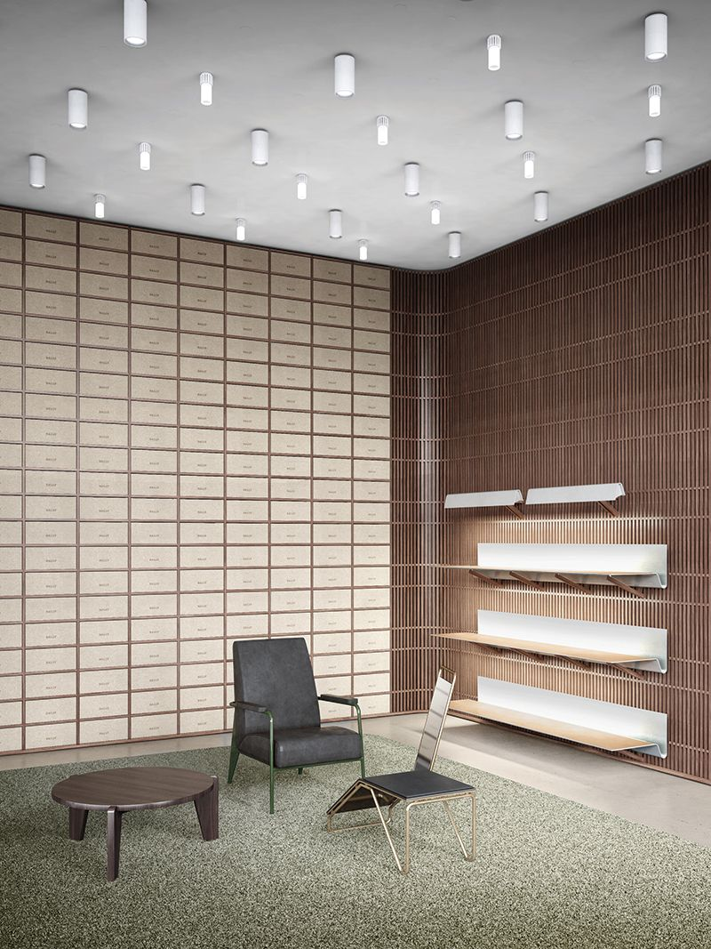 Bally la flagship stores showrooms pinterest for Raumgestaltung einzelhandel
