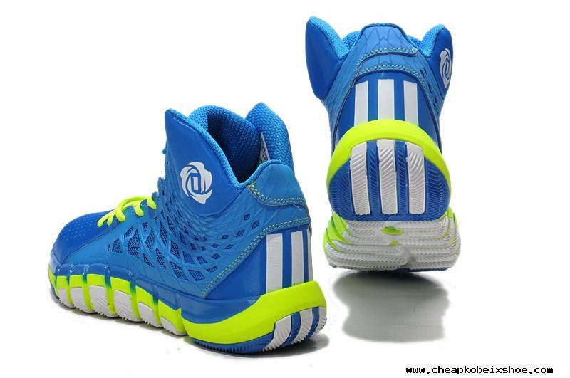 a395ec059cf4 For Sale adidas G99043 D Rose 773 II Men s Basketball Shoes Blue Rose 773
