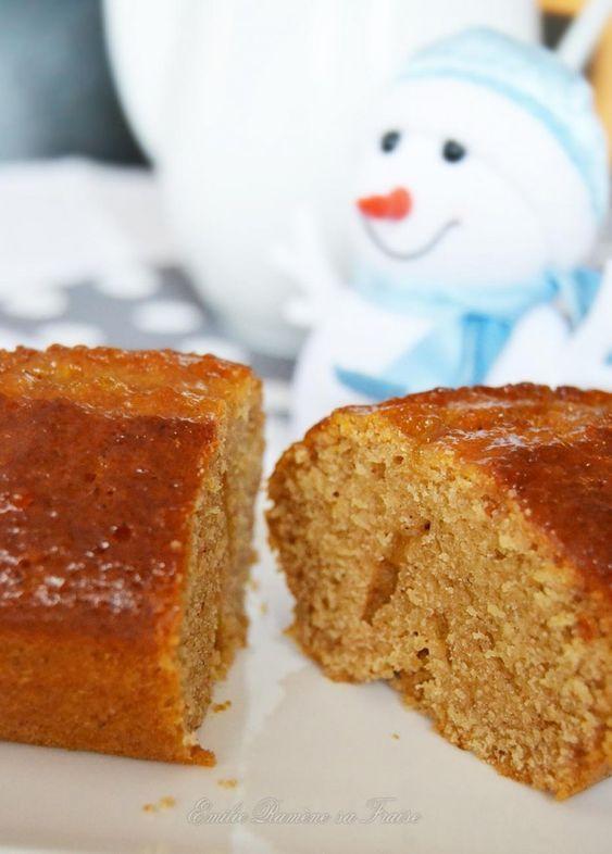 le merveilleux pain d'épices de christophe michalak   gâteaux et