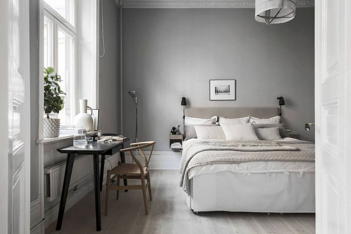 Stylish Scandinavian Style Apartment Decor Ideas 9