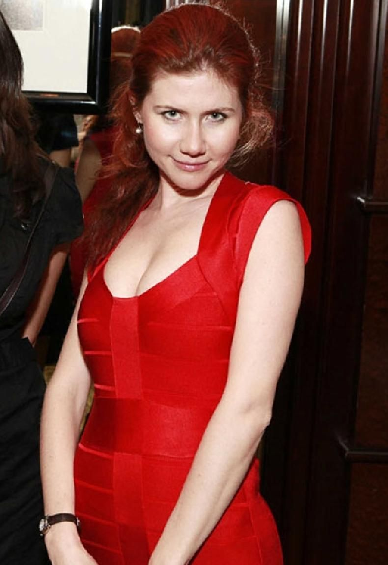 Intimate photos of Anna Chapman appeared on the Web 12/16/2010 31