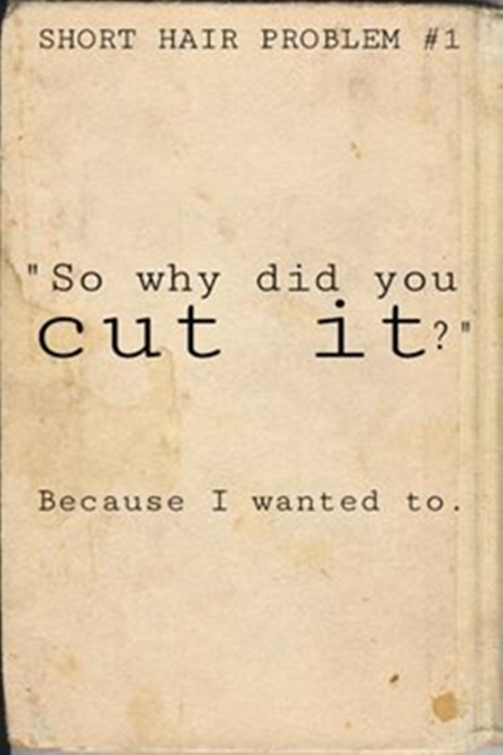 flirting quotes to girls without haircuts