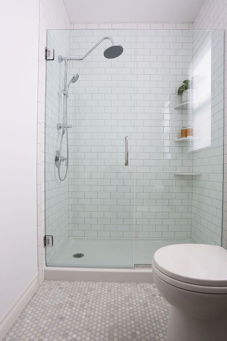 A Boring Builder Bathroom Gets A Budget Friendly Makeover With
