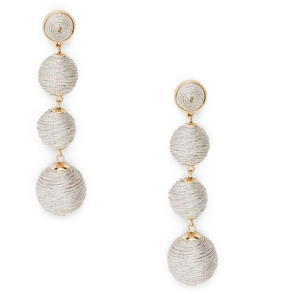 Sole Society Womens Clover Crispin Drop Earrings Cream One Size From Sole Society sE6sUxA5S