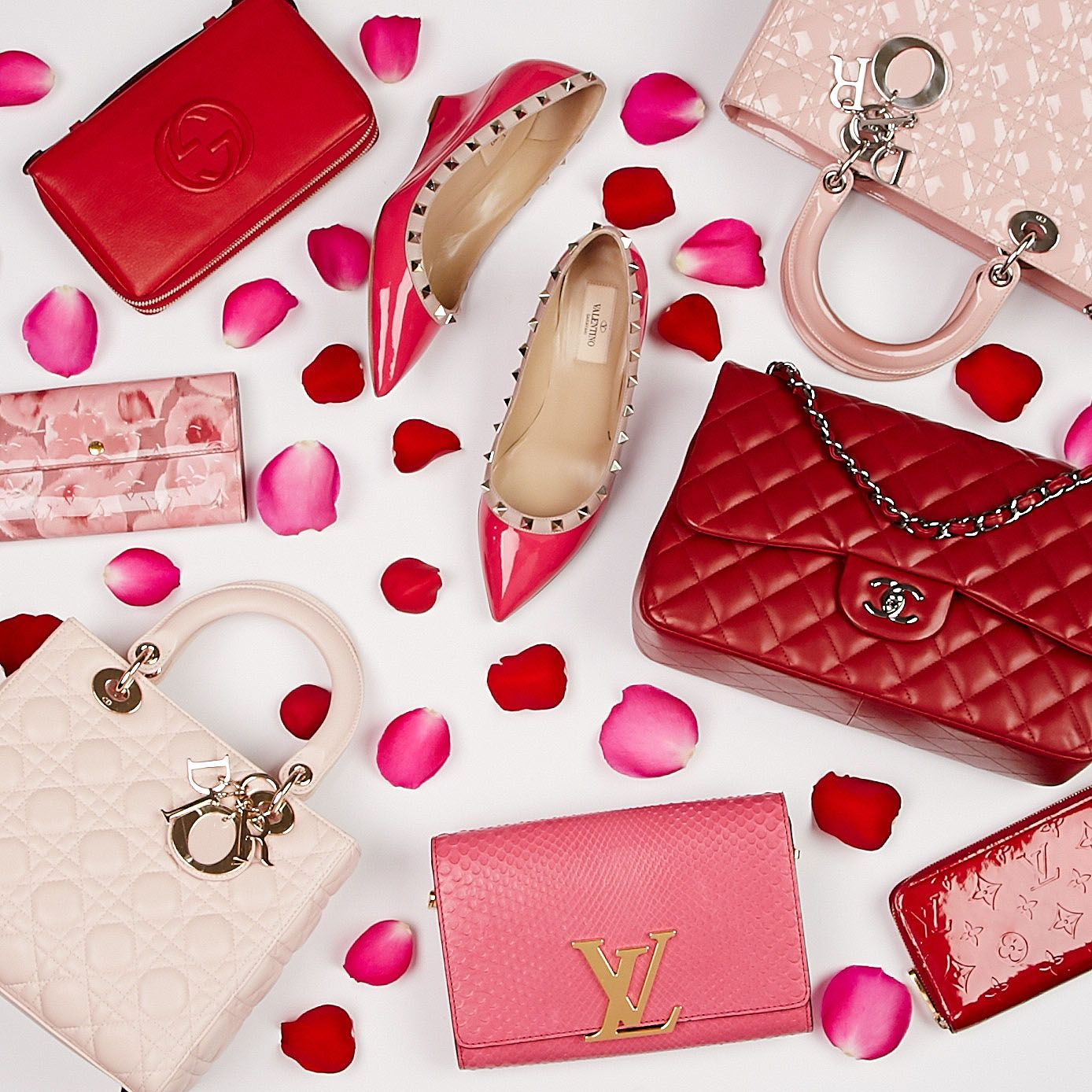 What do you want for Valentine's Day? #Handbags #fashion #style ...