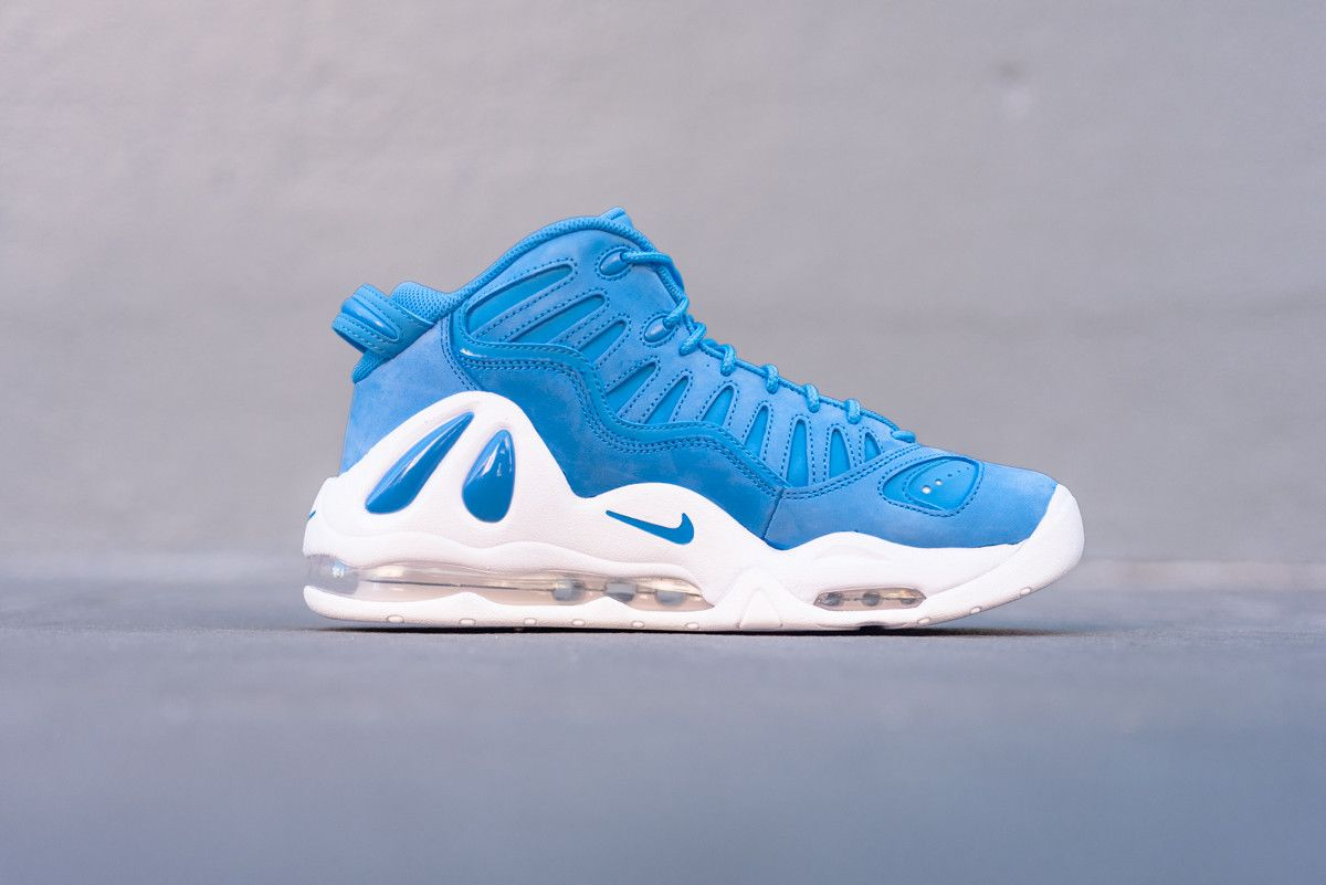 Nike Air Max Uptempo 'University Blue' Pack - EU Kicks: Sneaker Magazine
