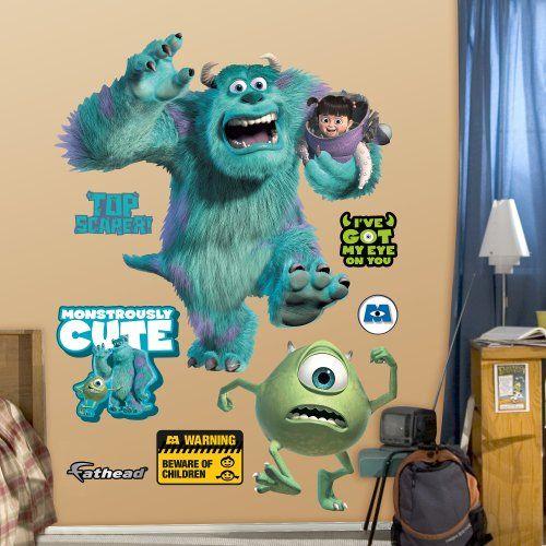 Monsters Inc Fathead