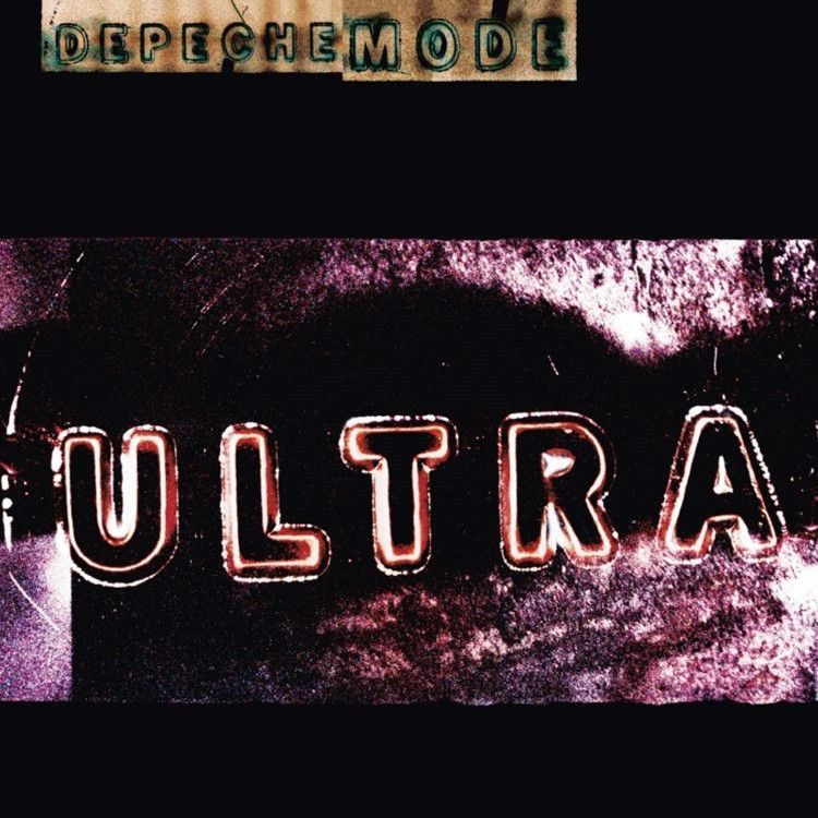 Depeche Mode Ultra 180g Vinyl Lp Out Of Stock Depeche Mode Discos De Vinilo Rock Electronico