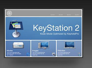 20 awesome free keynote templates | keynote art | pinterest, Powerpoint templates