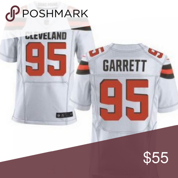 newest 72687 5f7a1 Cleveland Browns Myles Garrett Jersey Men's New! Get your ...