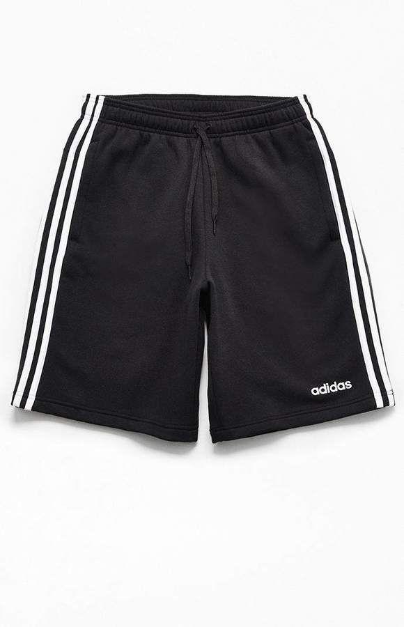 adidas 3 stripe chelsea shorts uomo grey