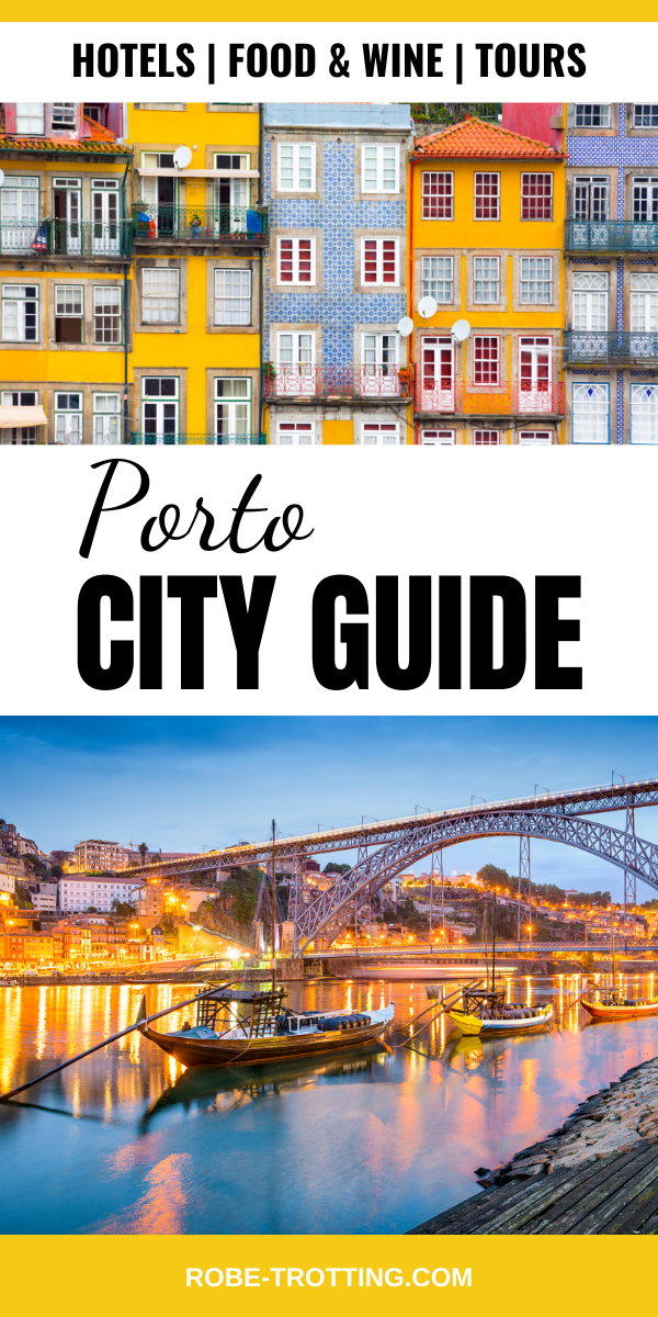 If you're planning a trip to Porto, Portugal - here is the only city guide you need. This is the perfect overview of what to do in Porto, where to eat in Porto. Find out where to stay in Porto and Instagram spots to fill your feed. This Porto Portugal travel guide is full of insider tips to help you plan the best Porto city break. #Portugal #Porto #PortugalTravel #Europe #CityBreak #EuropeTravel