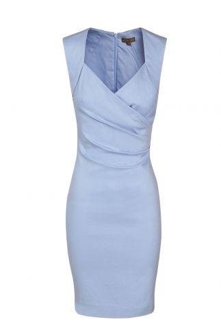 249cc3ac63 Ashley Dress from Sheike.  bluebridesmaid  weddingstyle