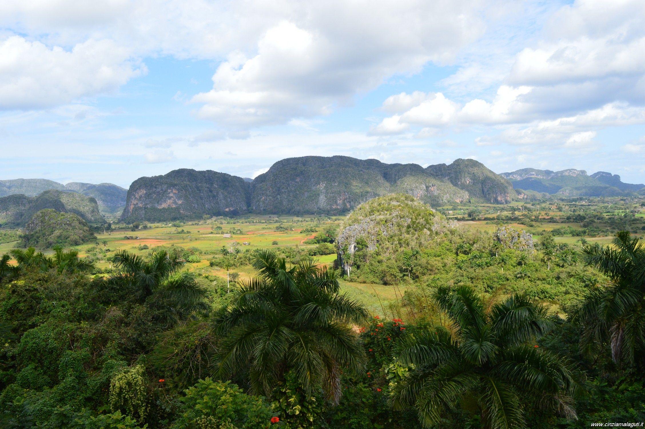 Cuba, Natural Park of Vinales