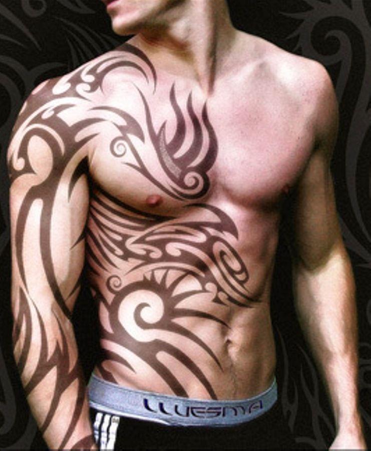 30 Best Tribal Tattoo Designs For Mens Arm | Tribal arm tattoos ...