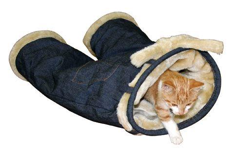 Zabawka Legowisko Tunel Dla Kota 53 Cm 3637240082 Oficjalne Archiwum Allegro Cat Toys Pets Bean Bag Chair