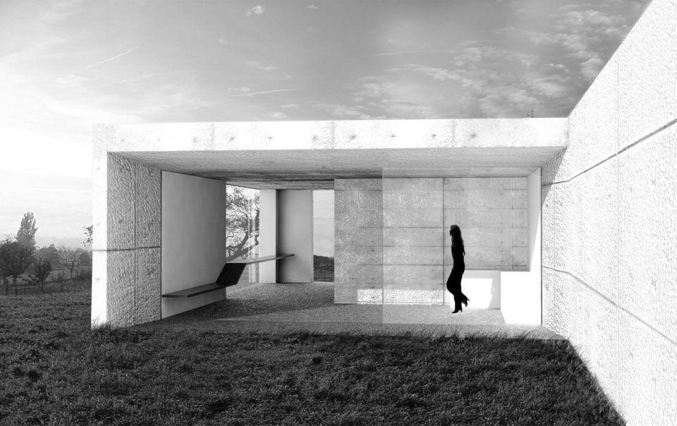 Architektur Design Studie Mit Photoshop und Rhino 3D   3D ...
