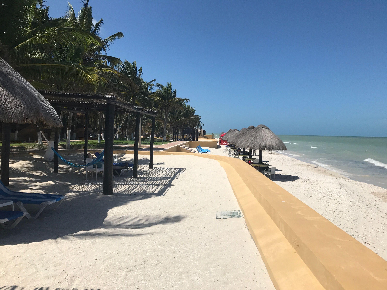 Reef Club Beach Resort Progreso Mexico Beautiful Place Spent The