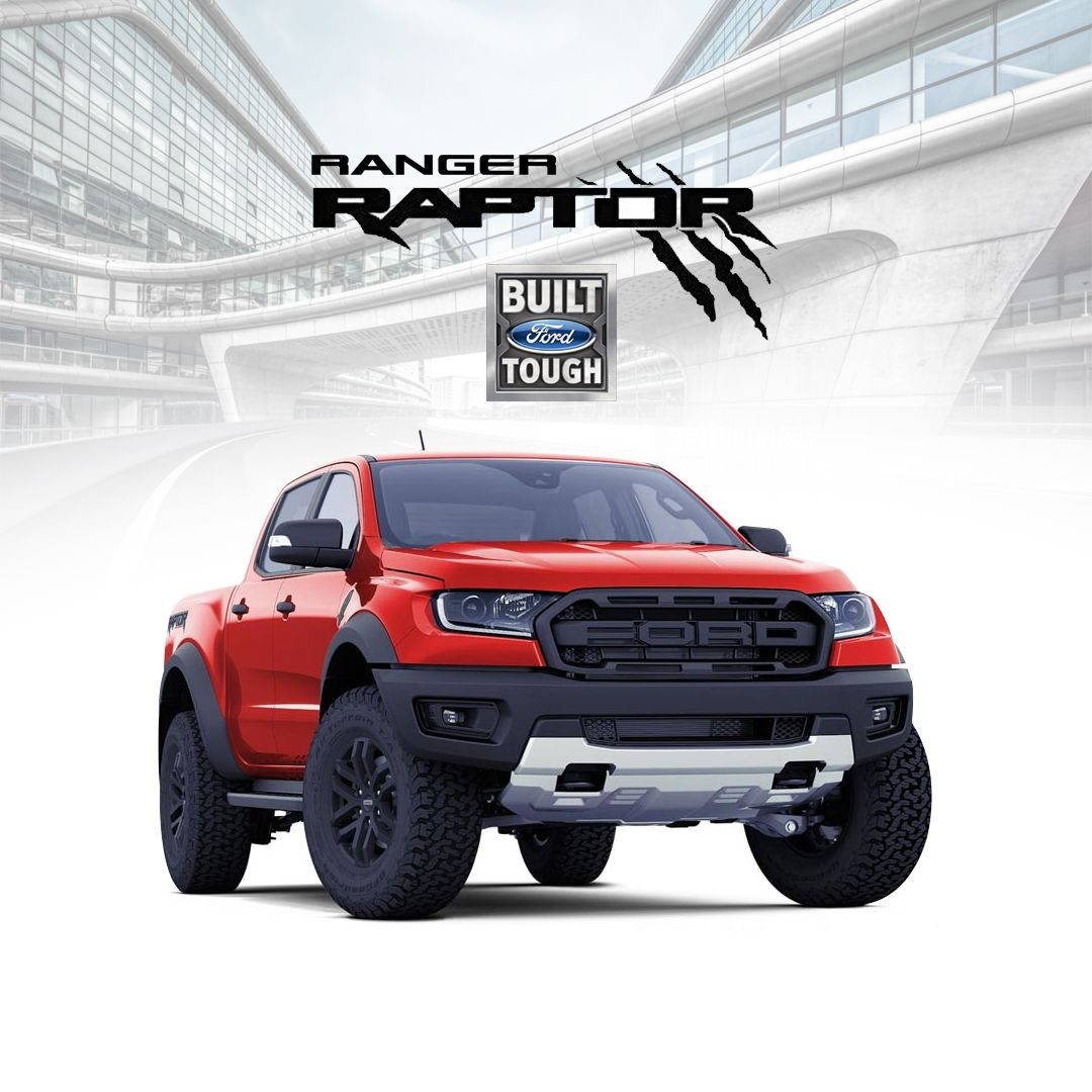New Ford Ranger Raptor Pickups For Africa Ford Ranger Used