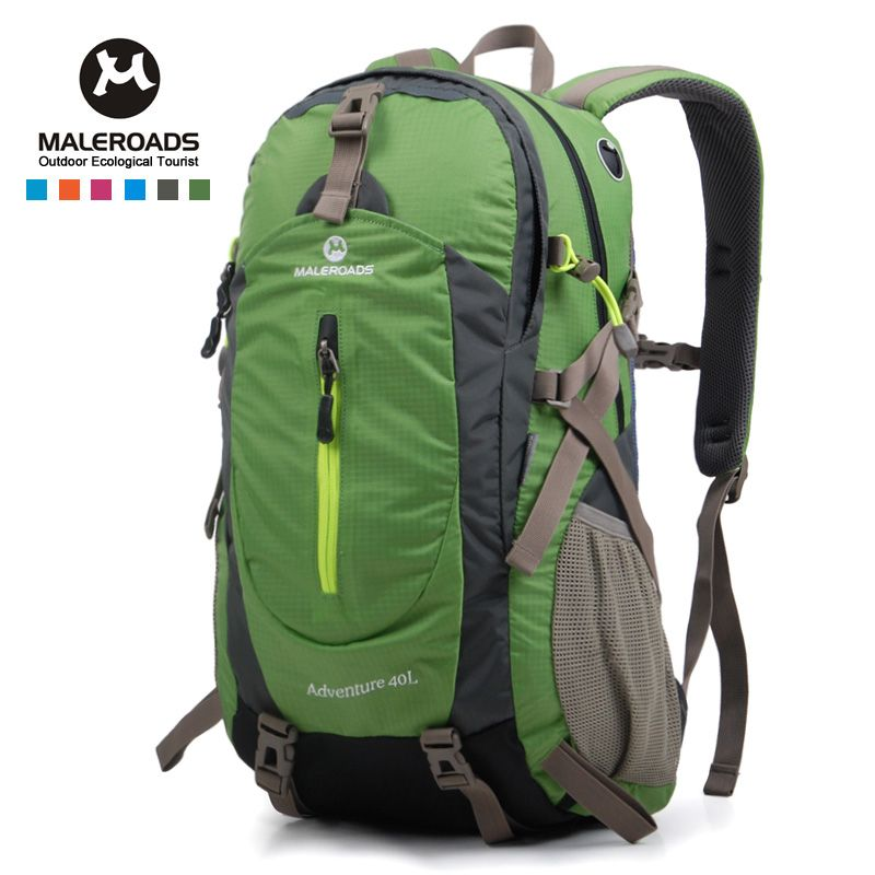 Maleroads viajan mochila casual mochila de calidad superior ...