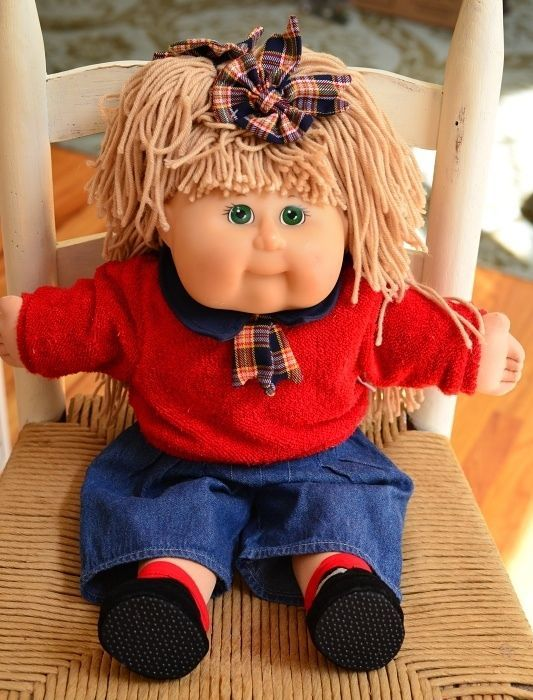 2001 Cabbage Patch Kids 20 Doll Tru 1st Edition Toys R Us Exclusive Cabbage Patch Kids Vintage Cabbage Patch Dolls Cabbage Patch Dolls