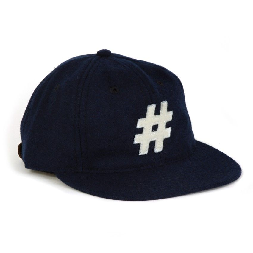 Ebbets Field Flannels X The Knottery Hashtag Hat 9816bf2ee234
