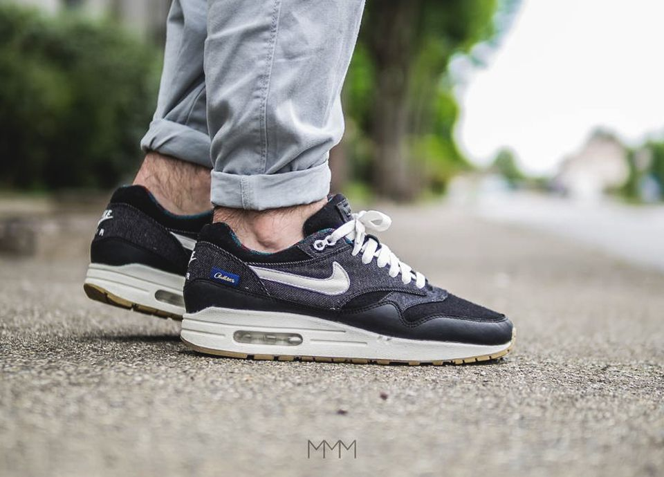 Nike ID Air Max 1 Pendleton (by mmm_the_1st) | sneaker