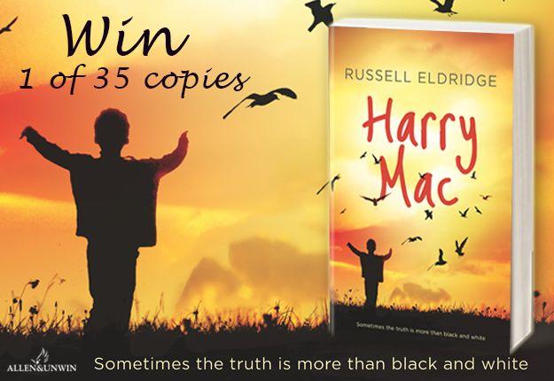 A copy of Harry Mac by Russell Eldridge