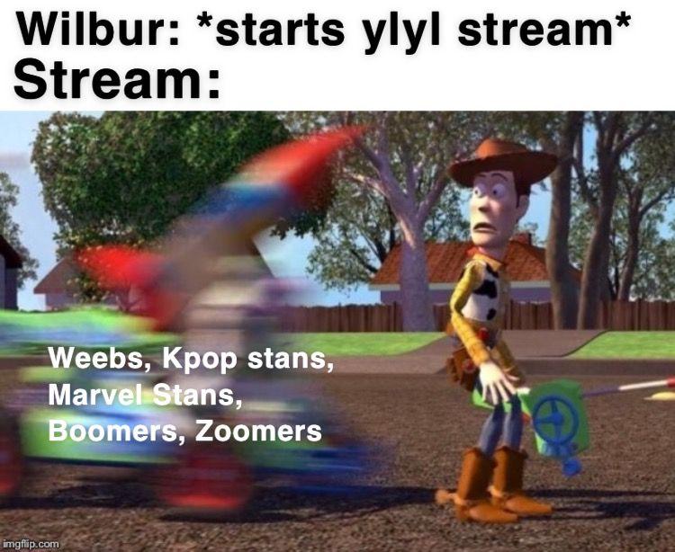 Wilbur Soot meme in 2020 Youtube memes, Memes, Youtube
