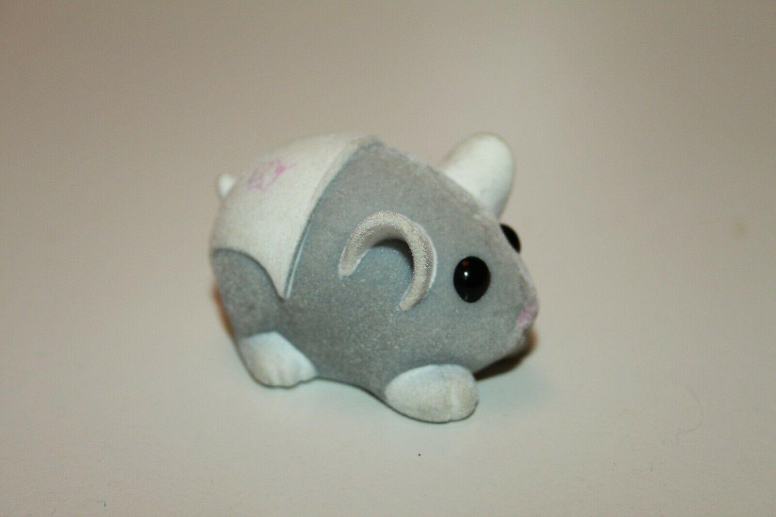 2 X Zhu Zhu Pets Hamster Babies Grey White Diaper Baby Cakes Orange Blue Peanut Ebay Baby Diapers Hamster Pets