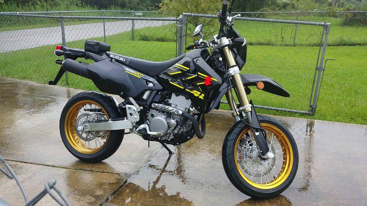 Suzuki 400 Drz 2018 Price, Design and Review from Bought My