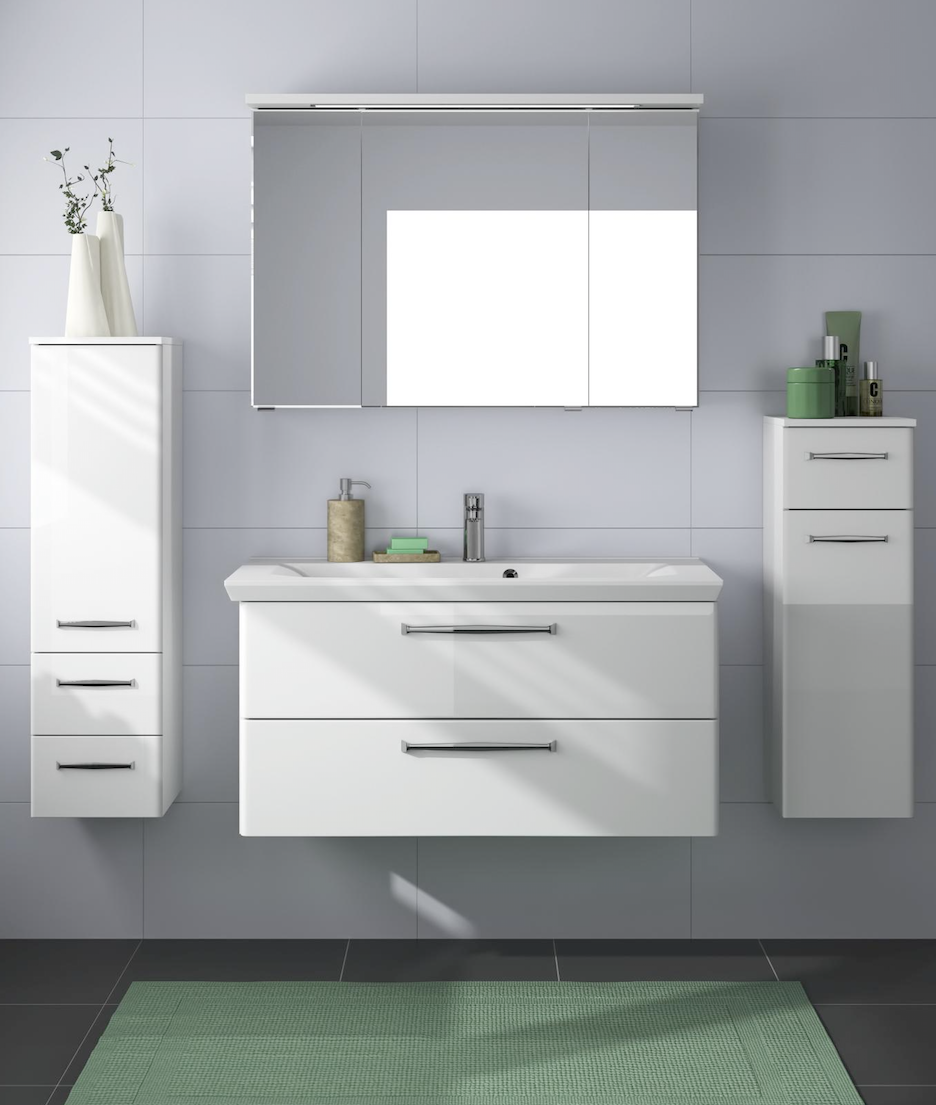 Badezimmer Badezimmer Mobel Weiss Badezimmer Holzschrank