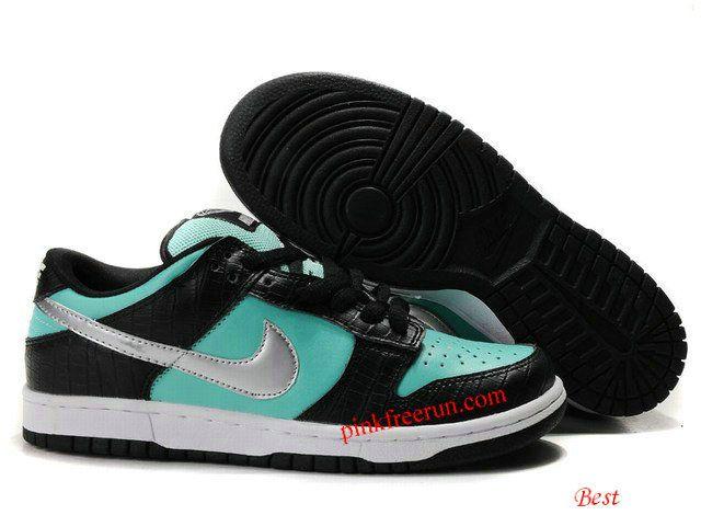 fbfdd86e3870 Tiffany Blue Nike Dunk SB Low Pro SB Diamond Aqua Chrome Men   Women ...