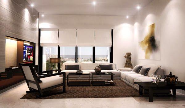 Décoration salon moderne et minimaliste ~ Décoration Salon / Décor