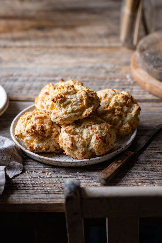Buttermilk Drop Biscuits Two Cups Flour Recipe In 2020 Drop Biscuits Buttermilk Drop Biscuits Drop Biscuits Recipe
