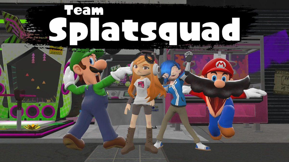 smg4 on twitter in 2020 friends image bloopers mario smg4 on twitter in 2020 friends image