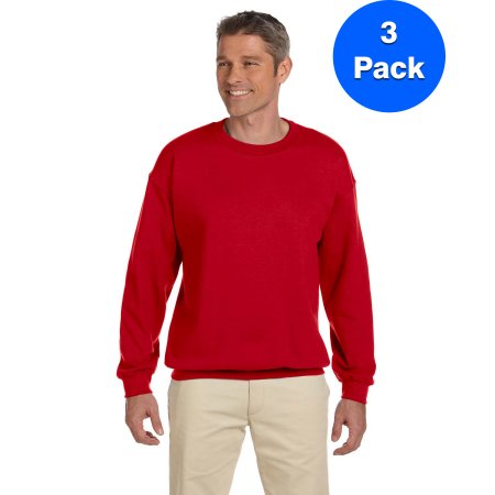 Cardinal X-Large Jerzees 8 oz NuBlend 50//50 Pullover Hood