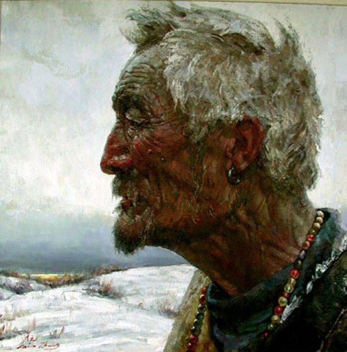 обратной стороны художники и фотографы со всего мира что древних предков