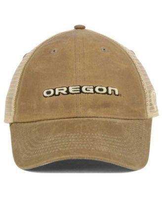 buy online 10054 9efe6 Top of the World Oregon Ducks Mudd 2 Tone Mesh Cap - Brown Adjustable